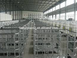 1000l used ibc plastic shipping steel containers tanks for sale