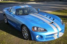 dodge viper 2008 for sale sell used southern california 2008 dodge viper srt10 6 4l 600hp