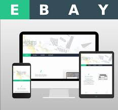 ebay mobile listing responsive template auction professional html