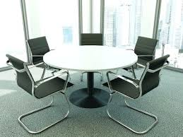 small round conference table small office meeting table circular office meeting table office