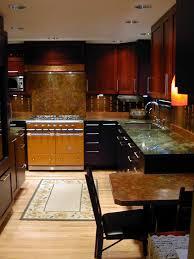 kitchen galley with island floor plans islands carts bakeware