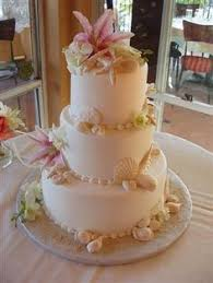 beachy baked goods beach wedding cakes beach weddings and