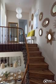 ma chambre a la forme d une cage la cage d escalier de la maison de florence bouvier est décorée d