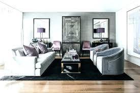 salon avec canapé noir idee deco salon canape noir salon noir blanc canape miliboo