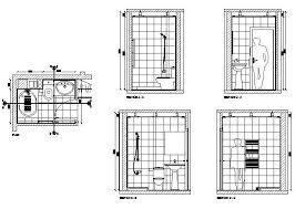 Bathroom Cad Examples Homefront Interior DesignCad Bathroom - Cad bathroom design