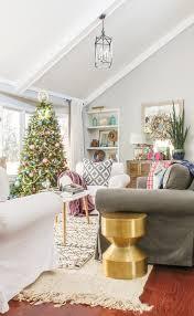 christmas decor for the home boho chic christmas home tour 2017 part 1 modern christmas decor