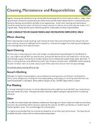 idpr insider idaho parks u0026 recreation 511 service learning mascot handbook 2
