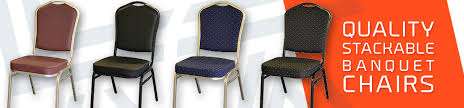 Banquet Chair Stackable Banquet Chairs Round Folding Cheap Trestle Tables