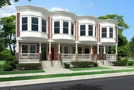 Modular Duplex Floor Plans Woodbridge Duplex Townhouse Style Modular Homes