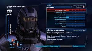 mass effect andromeda class profiles hurt player choice inverse