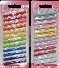 goody barrettes goody plastic hair barrettes for women ebay
