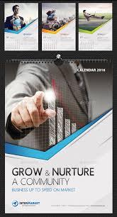 21 best calendar templates for 2016 web u0026 graphic design bashooka
