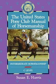 the united states pony club manual of horsemanship intermediate