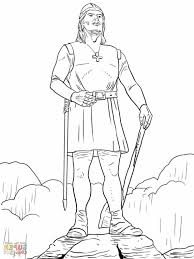 printable coloring pages vikings