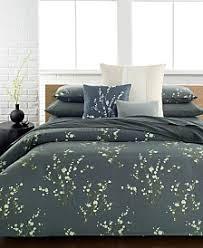 Houndstooth Comforter Calvin Klein Bedding And Bath Macy U0027s