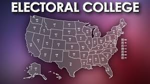 Create Electoral Map Election Results Put Spotlight Again On Electoral College