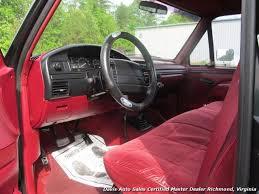 1996 Ford F150 Interior 1996 Ford F 150 Xlt Manual 4x4 Regular Cab Short Bed