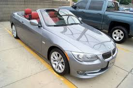 2013 Bmw 328i Interior 2013 Bmw 328i Convertible Only 28k Miles Nav Premium Package