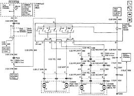 wiring diagram 2000 chevrolet blazer wiring schematic