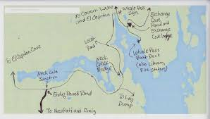Wrangell Alaska Map by Travel To Whale Pass Exchange Cove Lodge Alaska Adventure With