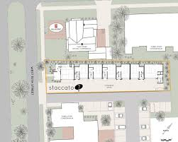 site plan staccato 7