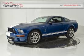 2007 ford mustang gt500 used 2007 ford mustang shelby gt500 for sale fort lauderdale fl