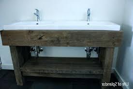 rustic bathroom sinks and vanities bowl sink vanity rustic bathroom vanity brushed nickel towel ring