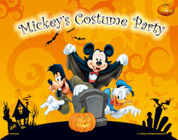 halloween background papers mickey and friends halloween party my paper heart blog