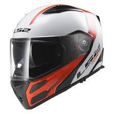 motocross helmet visor ls2 ff324 metro rapid red motorcycle helmet 11street malaysia