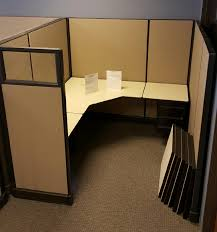 Office Furniture Used Herman Miller Ao2 Glass Cubicles 6x6x67
