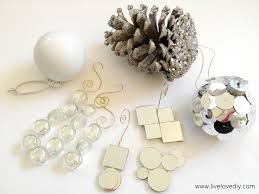 livelovediy diy christmas ornaments part 2