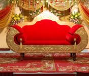 indian wedding chairs for and groom two seater wedding chairs gee industries manufacturer in