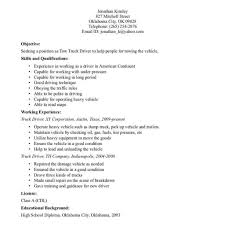 truck driver resume sample truck driver resume sample 21 truck drivertrucking resume template