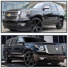 2015 2017 Chevy Tahoe Suburban Clear Bumper Driving Fog Lights