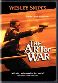 the art of war dvd release date december 26 2000