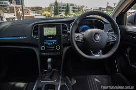 renault sport interior 2017 renault megane gt line 1 2t review video performancedrive