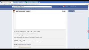 how to put an order form in facebook tab youtube