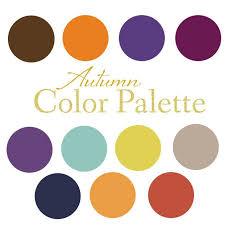 Autumn Color Schemes 11 Best Autumn Colour Palette Images On Pinterest Colors Colour
