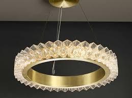 Flat Chandelier Hersh Design U2014 Lighting