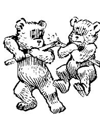 design coloring book smokey bear