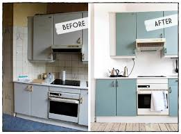 moderniser une cuisine en ch e relooker sa cuisine avant apres