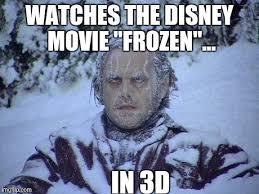 Frozen Movie Memes - disney frozen imgflip