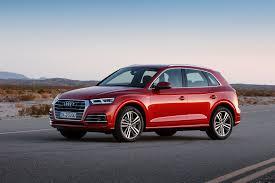 Audi Q5 Inside All New 2018 Audi Q5 Coming To U S Next Year Automobile Magazine