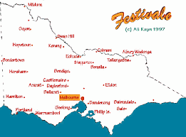 major cities of australia map map of major cities marked australia in festivale s