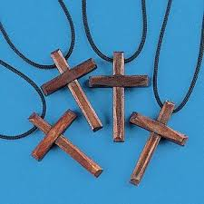 wooden crosses for crafts wooden cross necklaces jpg