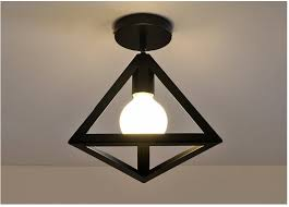 industrial style ceiling lights e27 metal industrial style black iron hanging ceiling ls living
