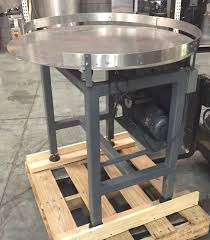 accumulation table for sale 36in accumulation table 296228 for sale used