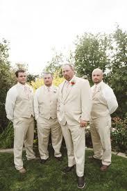 tan vested groomsmen men u0027s wearhouse my wedding pinterest