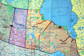 Map Alberta Canada by Canada Map With Cold Lake And Peawanuck Pinned Pehtahbun