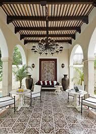 hacienda home interiors an exterior view of hacienda yucatan interior design and home